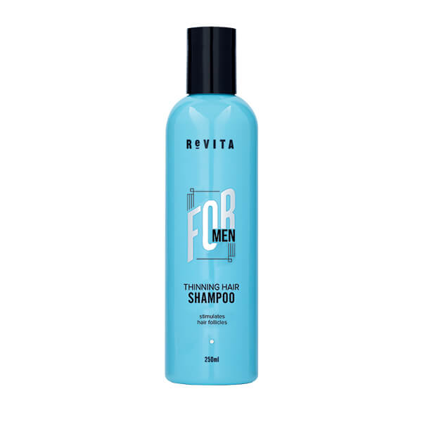 styling products for thinning hair men revita for thinning hair shampoo 250ml mayo 8243 | thinning hair shampoo